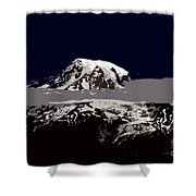 Rainier Shower Curtain