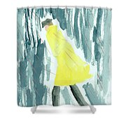 Rainman Shower Curtain