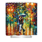 Rainy Dance Shower Curtain