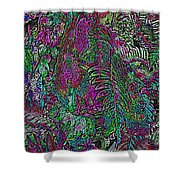Rainy Day Delight 1 Shower Curtain