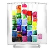 Raise The Roof Shower Curtain