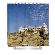 Rajasthan Near Bari Sadri  Shower Curtain