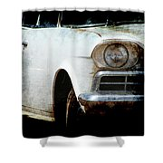 Rambler Shower Curtain