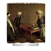 Rammal By Kamalolmolk Shower Curtain