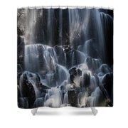 Ramona Falls 3 Shower Curtain