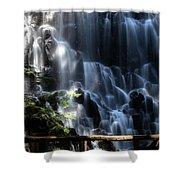 Ramona Falls 4 Shower Curtain