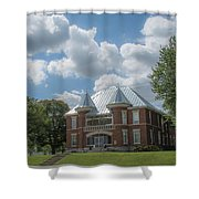 Randolph County Asylum Shower Curtain