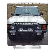 Range Rover Classic Shower Curtain