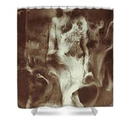 Raoul Ubac: The Nebula Shower Curtain