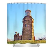 Rapunzels Tower Shower Curtain