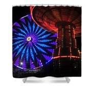 Rare Light Shower Curtain