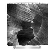 Rattlesnake Canyon 7803 Shower Curtain
