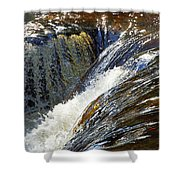 Ravenskill Falls Shower Curtain