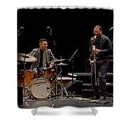 Ravi Coltrane 2 Shower Curtain