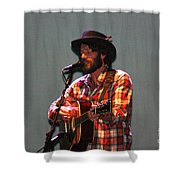 Ray Lamontagne-9039 Shower Curtain