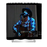 Ray Lamontagne-8903 Shower Curtain
