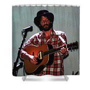 Ray Lamontagne-9040 Shower Curtain