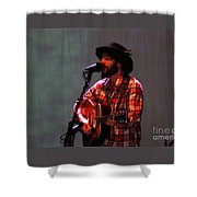 Ray Lamontagne-9124 Shower Curtain