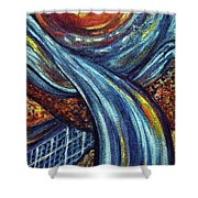 Ray Of Hope 3 Shower Curtain