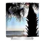 Raymonds Afternoon Sun Shower Curtain