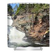 Raymondskill Falls Shower Curtain