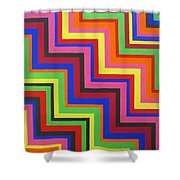 Razzmatazz Shower Curtain