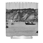 RC1 Shower Curtain