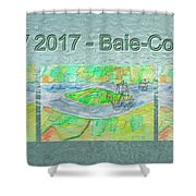 Rdv 2017 Baie-comeau Mug Shot Shower Curtain