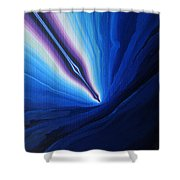 Re-entry Shower Curtain