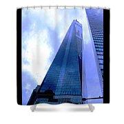 Reach For The Sky. Shower Curtain