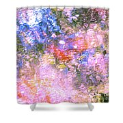 Reaching Angels   Shower Curtain