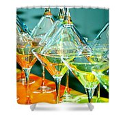Ready For A Beverage Shower Curtain