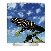 Ready For Liftoff Shower Curtain