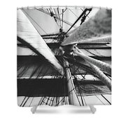 Ready For Sail Shower Curtain