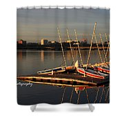 Ready For Sailing Shower Curtain