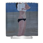 Ready For Summer Fun Shower Curtain