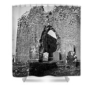 Rear Entrance Fuerty Church Roscommon Ireland Shower Curtain