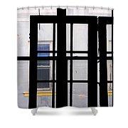 Rear Window 1 Shower Curtain