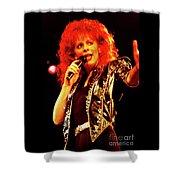 Reba-93-0697 Shower Curtain
