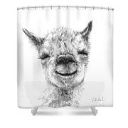 Rebekah Shower Curtain
