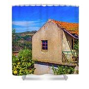 Rebordelo House Shower Curtain