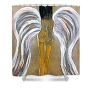 Recarnation Shower Curtain