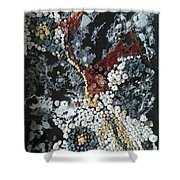 Corales 1 Shower Curtain