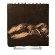 Reclining Shower Curtain