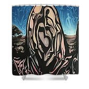 Recluse Shower Curtain