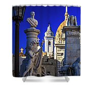 Recoleta 02 Shower Curtain