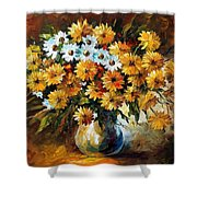 Recollection Shower Curtain