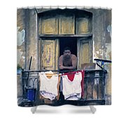 Recollections Shower Curtain