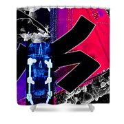 Recovery 2 Shower Curtain