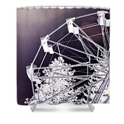 Recurring Dreams Shower Curtain